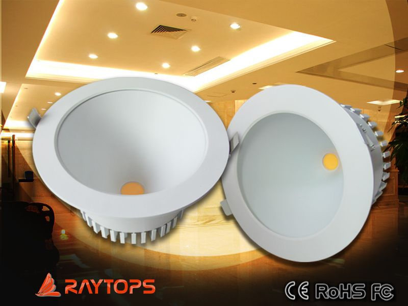 Cob Led Downlight Downlights Lighting Design Led Ceiling Lights