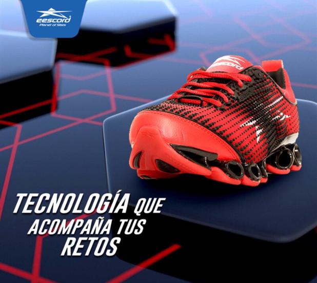 En Eescord conocemos el valor de ser Imparable, por eso los fabricamos con la más alta tecnología para que acompañen tus pasos.
