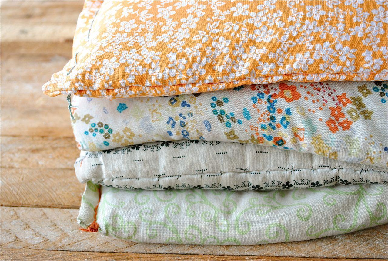 Diy rice sack heating pads bev cooks diy heating pad