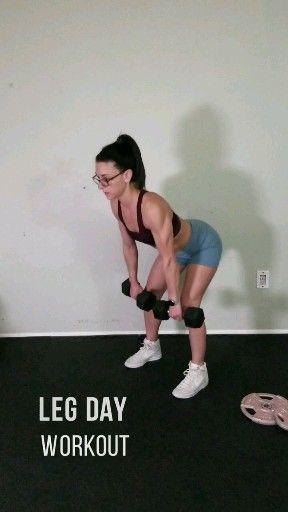 Intense lower body workout videos