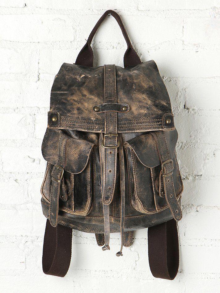Free People backpack