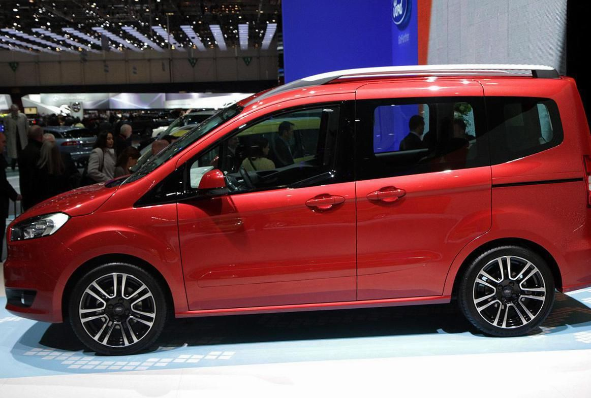 Ford tourneo courier pictures to pin on pinterest - Ford Tourneo Courier Lease Http Autotras Com