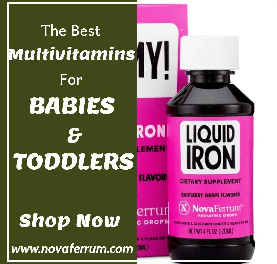 Novaferrum Multivitamin With Iron Pediatric Drops In 2020 Vitamins For Kids Multivitamin Multivitamins With Iron