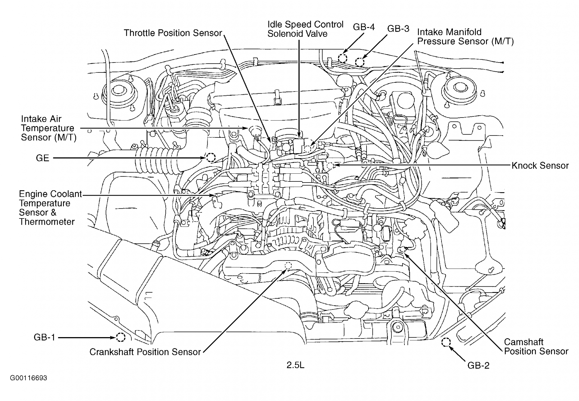 Sti Engine Bay Diagram