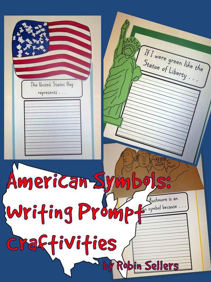 American Symbols For Kids Craftivities
