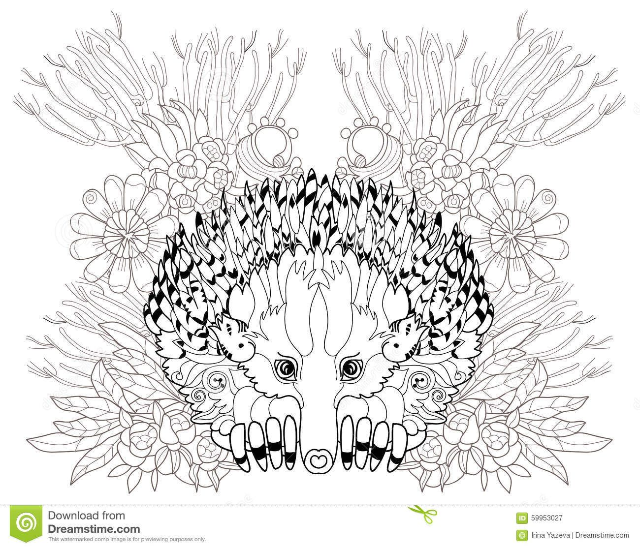 Pin by Barbara on coloring animals divers Pinterest