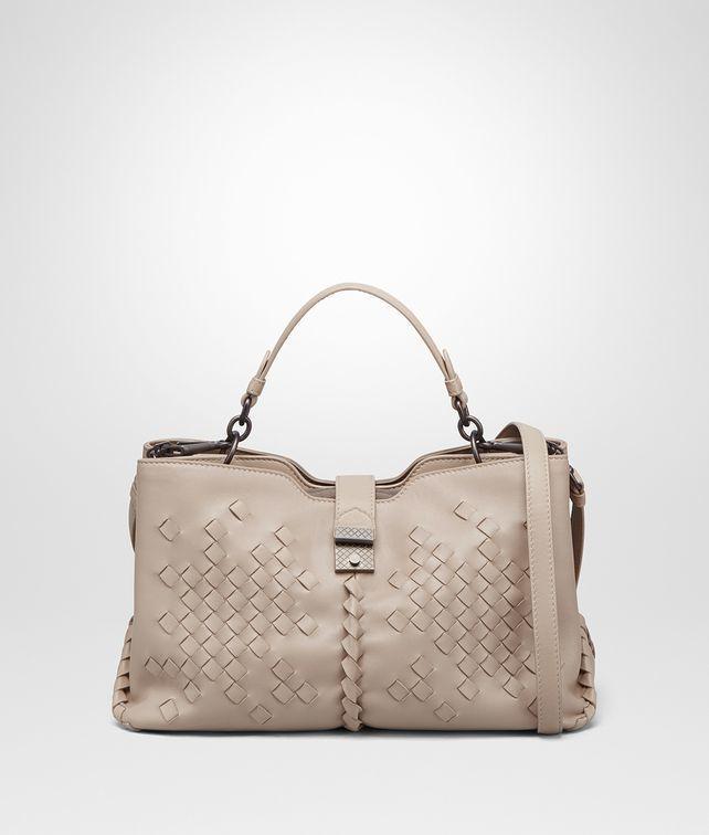 184de4a71 Bottega Veneta Mink Nappa Medium Napoli Bag | Products | Bags ...