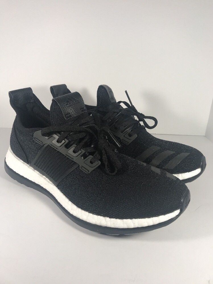 d602970944fa5 NEW Adidas Pure Boost ZG Limited Edition Running Shoe Back AQ6787 Size 9.5
