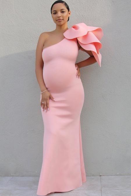 08a80b72573 Savannah Gown - Blush Pink