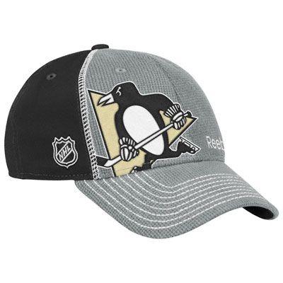 b5a31b1cd5c Pittsburgh Penguins NHL Draft Day Flex Hat  penguins  nhl  pittsburgh