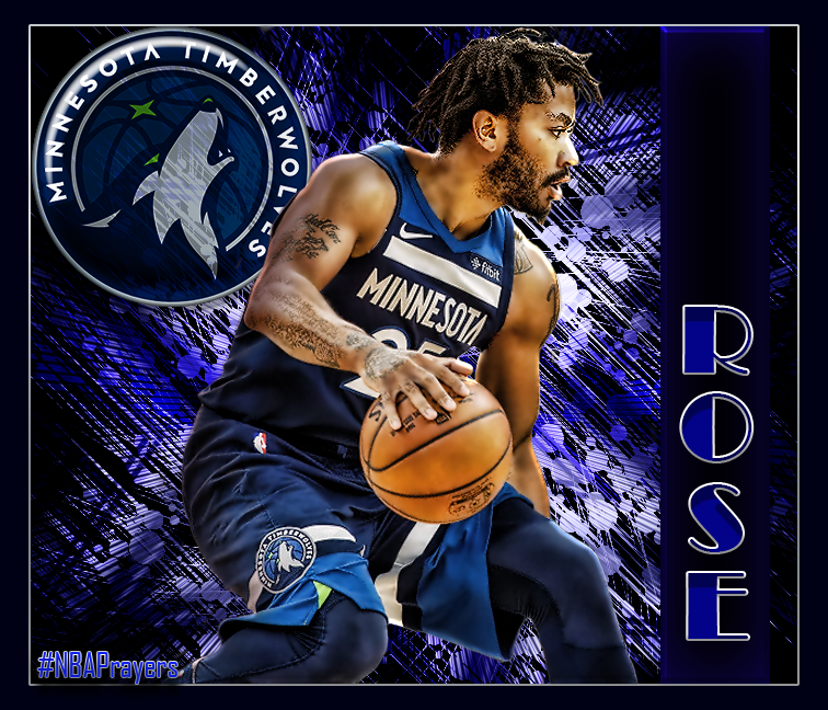 Derrick Rose Wallpaper 2018 Timberwolves Djiwallpaper Co