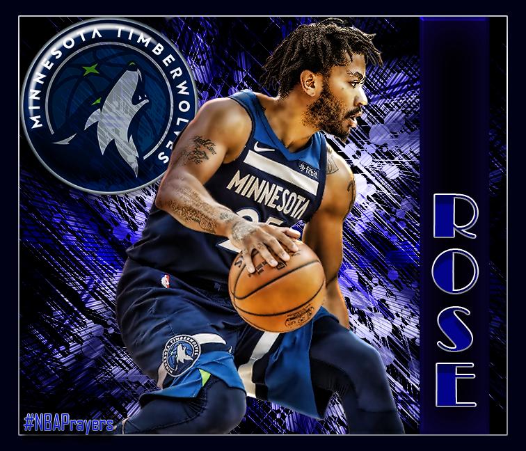 timeless design 85afb 119e9 NBA Player Edit - Derrick Rose | Timberwolves - NBA Players ...