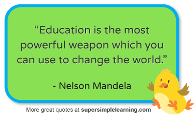Rip Nelson Mandela An Inspiring Human Being An Outstanding Leader And A Hero To Us All Quotes Ripn Kinder Zitate Zitate Uber Bildung Klassenzimmer Zitate