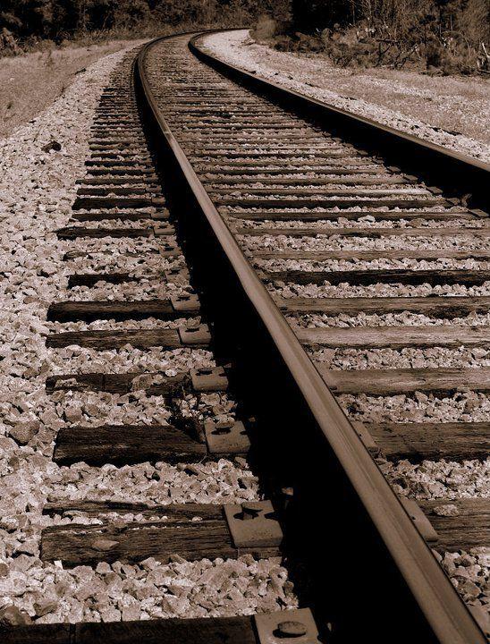 Vías de tren...