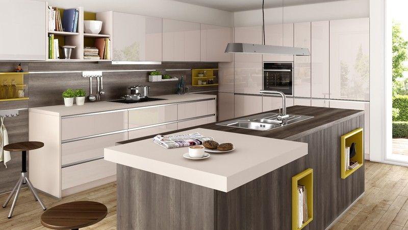 Good German Kitchen by Schueller GOETTLING Kitchen Design