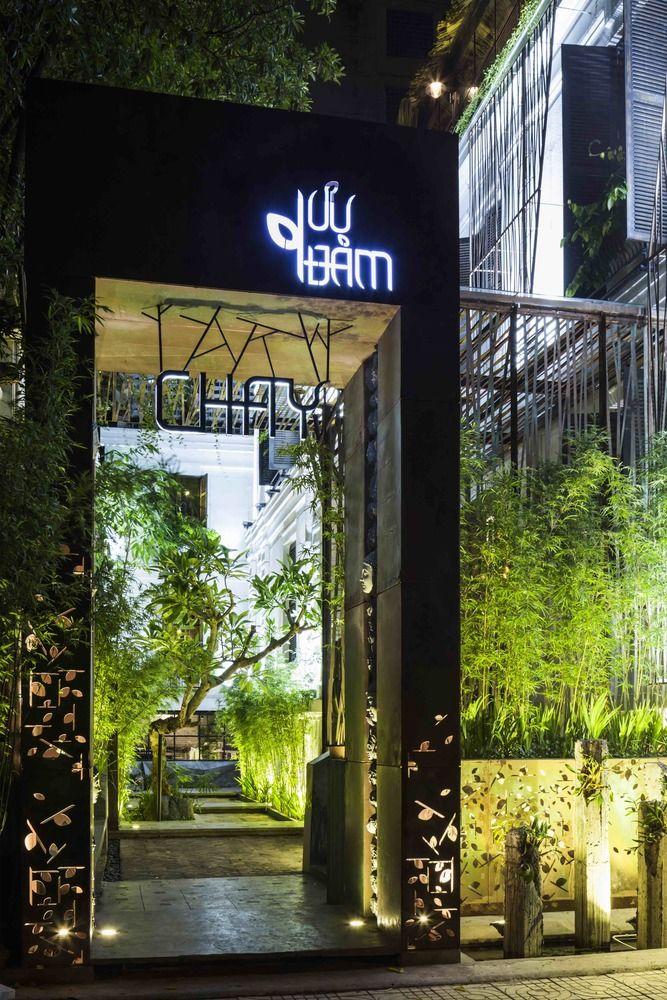 Wohnideen Dreßen gallery of ưu đàm vegetarian restaurant le house 7 house
