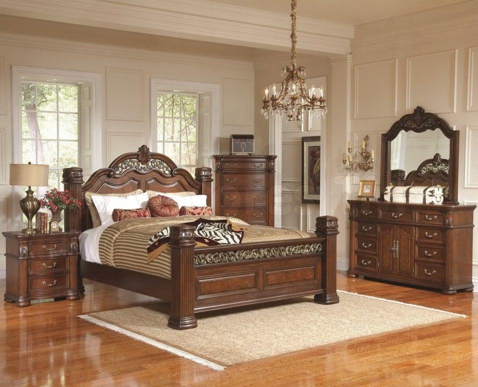 Bedroom Traditional Bedroom Ideas Mahogany Wood Furniture Classic Shape Model Wooden Cabinet A Brown Furniture Bedroom Furniture Mirrored Bedroom Furniture