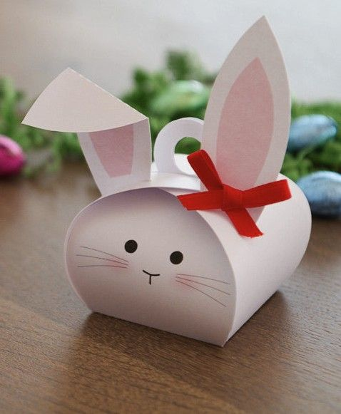Items similar to Easter Favor Boxes - Treat Boxes - Set of 12 on Etsy