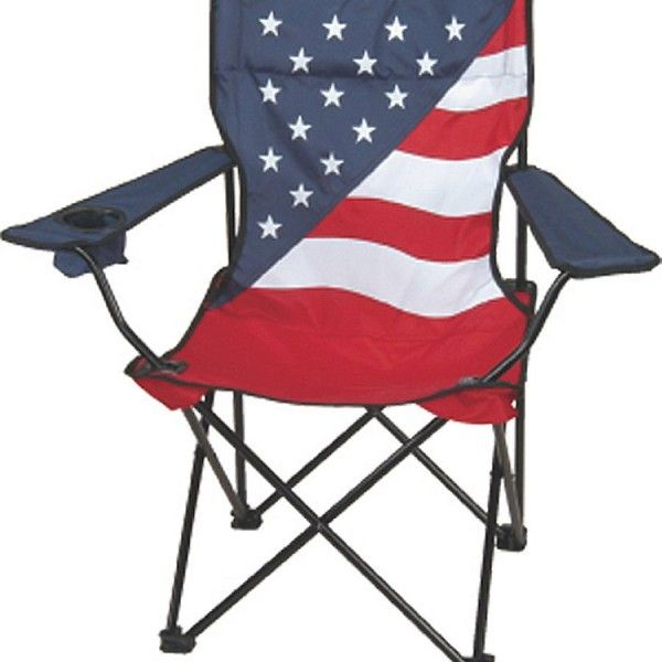 Memorial Day Promotional Products Patriot Beach Chair