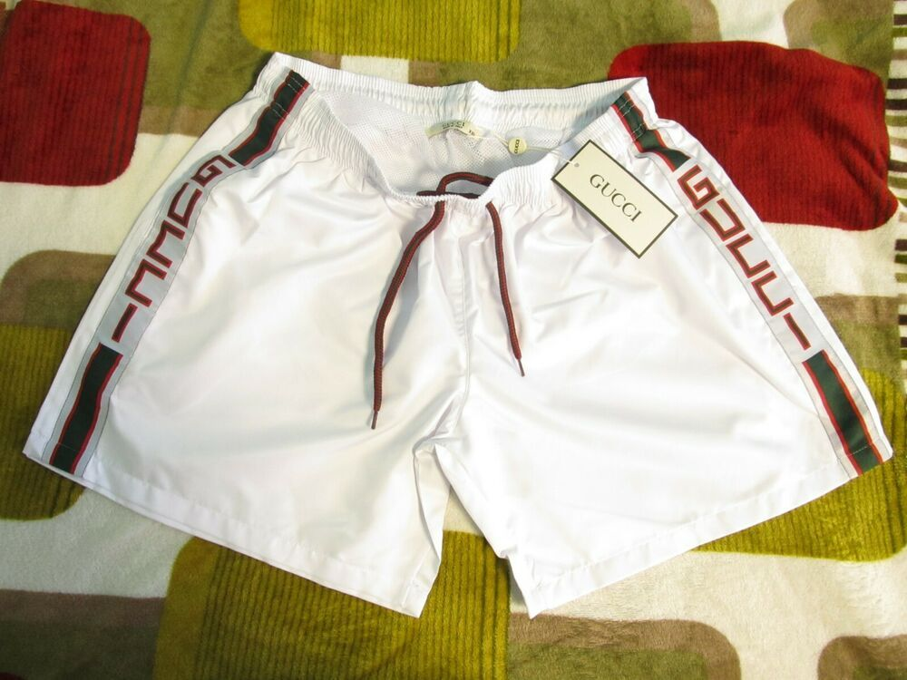 296523fb32 Brand New Gucci Swimshorts Trunks Shorts Size S #fashion #clothing #shoes  #accessories