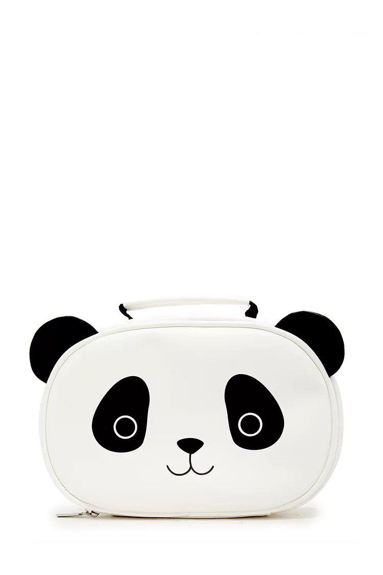 ecb1d1cbe537 Panda Lunch Box | Forever 21 | forever 21 | accessorize | Forever 21 ...