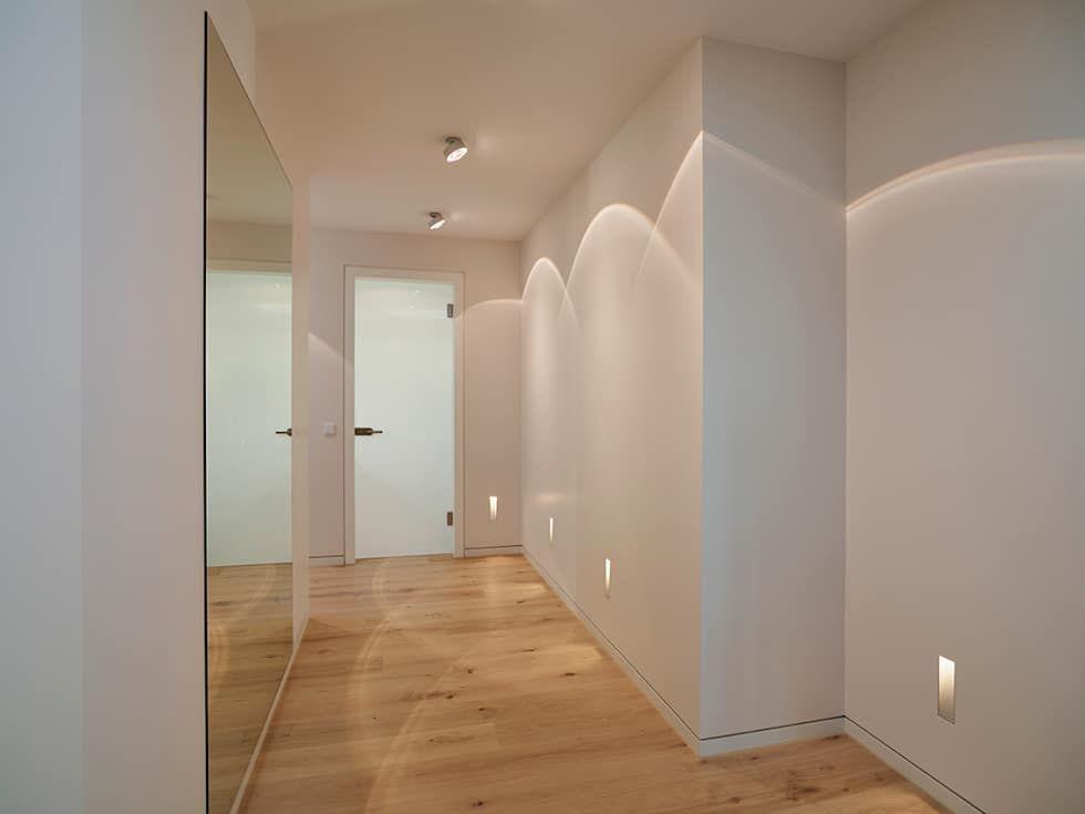 moderner flur, diele & treppenhaus bilder: penthouse | diele, Innenarchitektur ideen