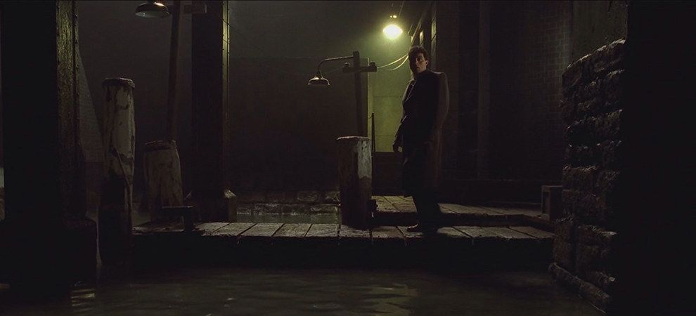 129 Of The Most Beautiful Shots In Movie History : Dark City (1998)