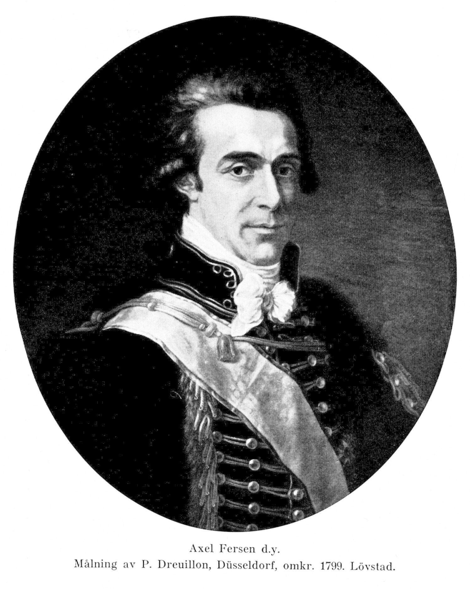 Image result for hans axel von fersen
