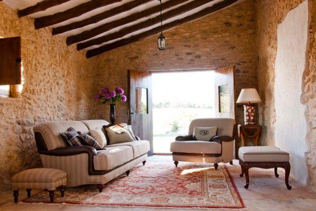 17 Exquisite Mediterrane Wohnzimmer Designs Die Ihre Kiefer Fallen