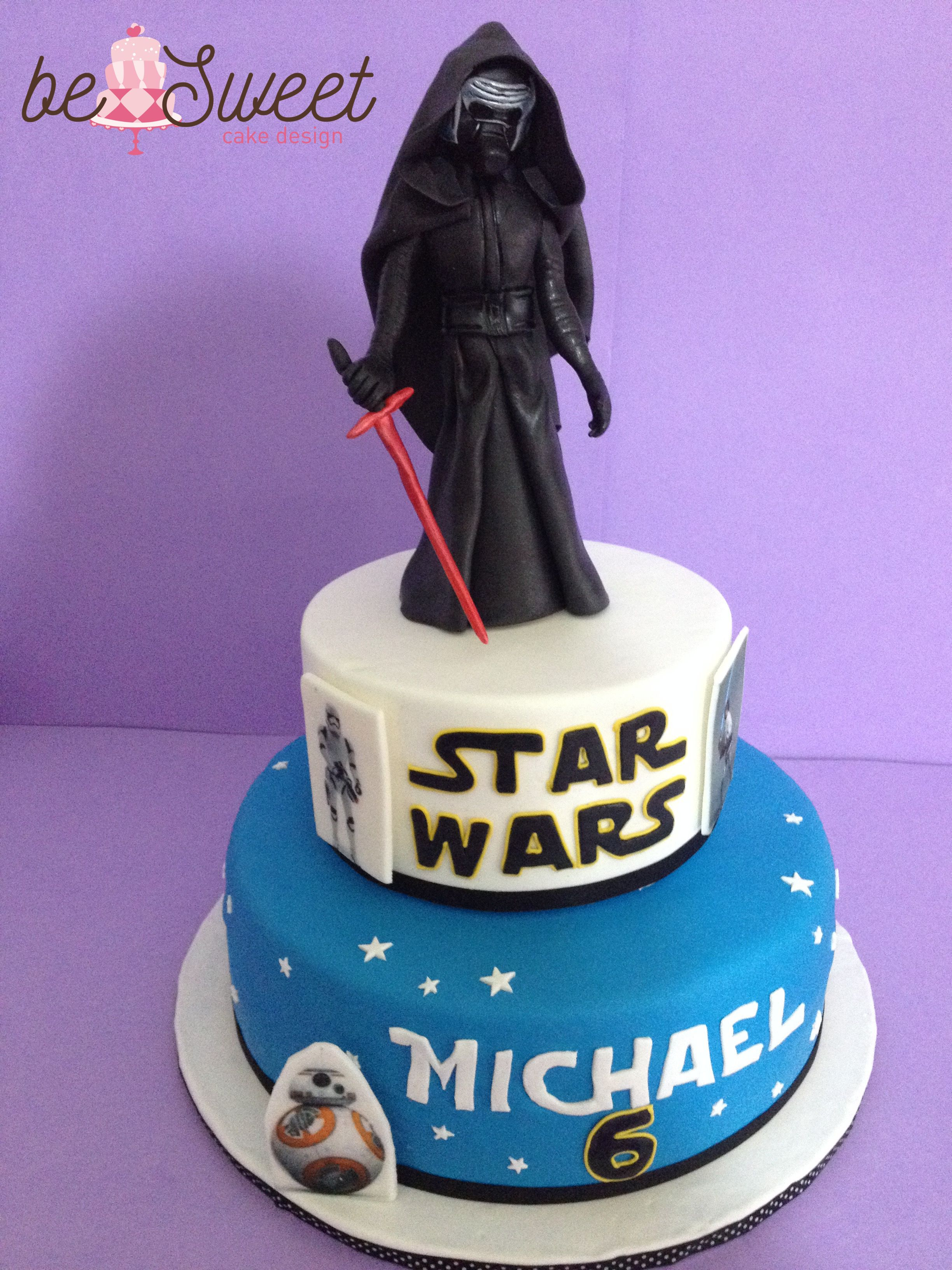 Popolare Torta Star Wars | Torte decorate | Pinterest HH03