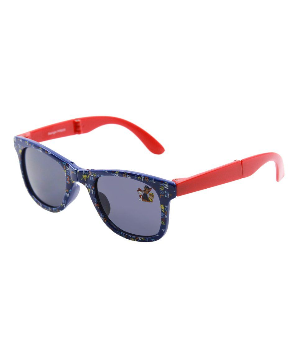 c293c33fdf16 Take a look at this PAW Patrol Foldable Sunglasses - Boys today ...