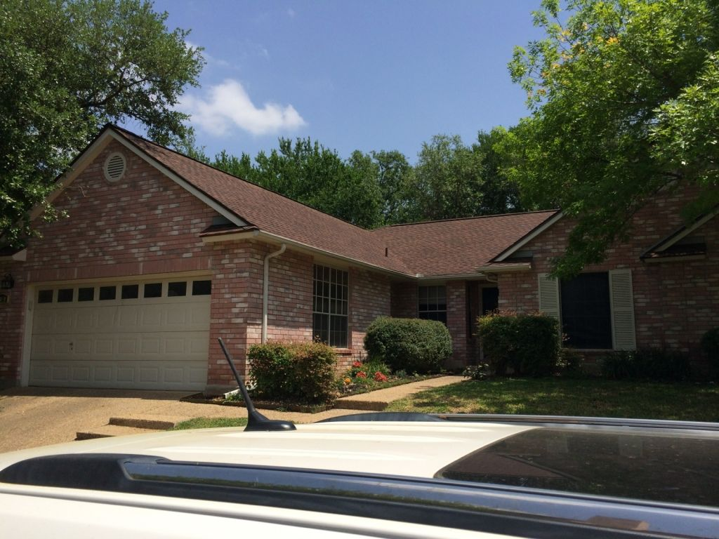 Gaf Timberline High Definition Roof San Antonio Tx House Styles Roofing Radiant Barrier