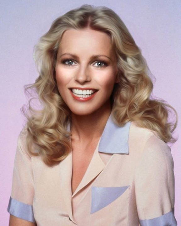 Cheryl Ladd from our website Charlie's Angels 76-81 - http://ift.tt/2wPFZ50