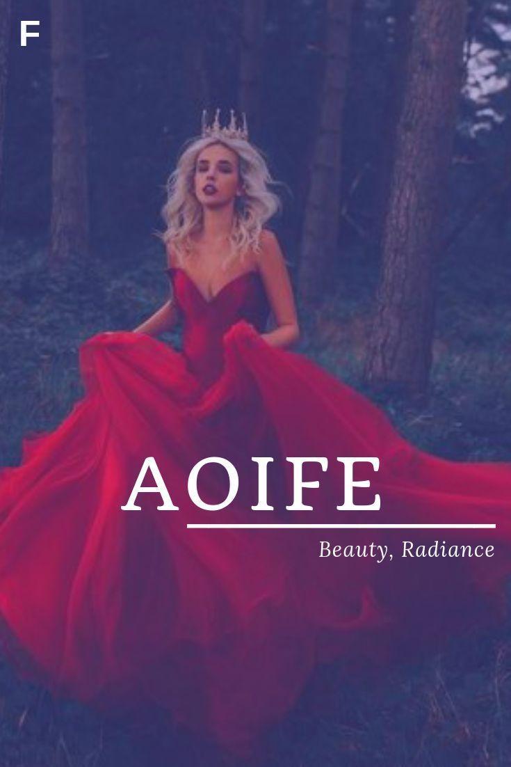 Aoife Bedeutung Beauty Radiance Irische Namen Ein Babynamen Ein Babynamen weiblich ...  #aoife #babynamen #beauty #bedeutung #Ein #irische #namen #radiance #weiblich #babygirlnames