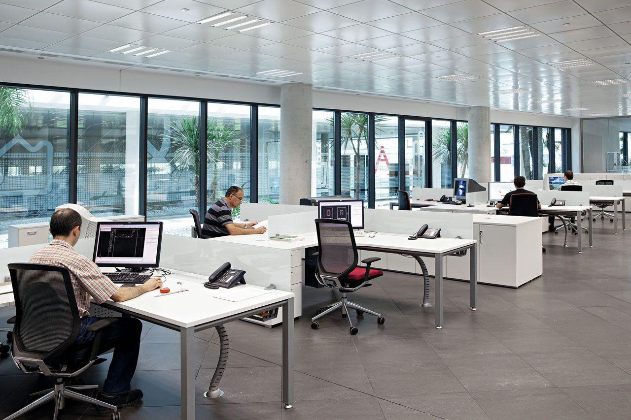 Mesa de oficina Vital Pro Actiu http://www.asturalba.com/mobiliario ...