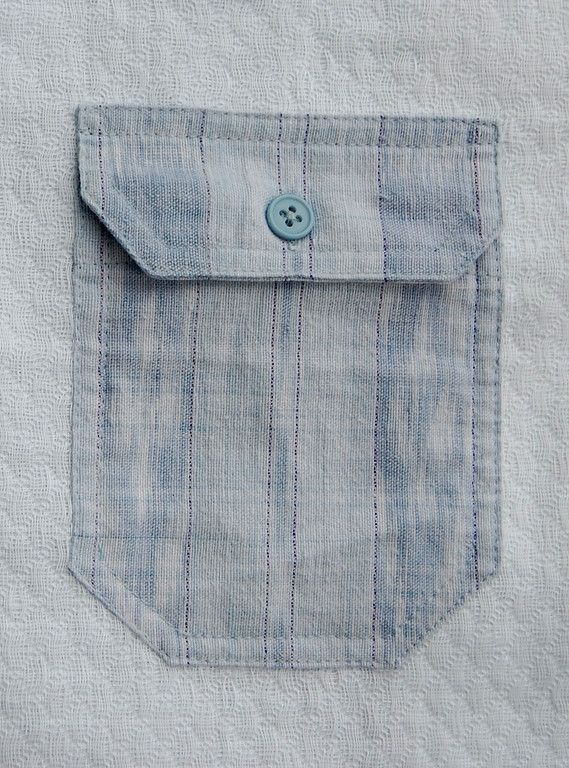 9bc12286d72c ikat bag  Pockets IV - Patch Pockets With Flaps DIY pocket tutorial ...