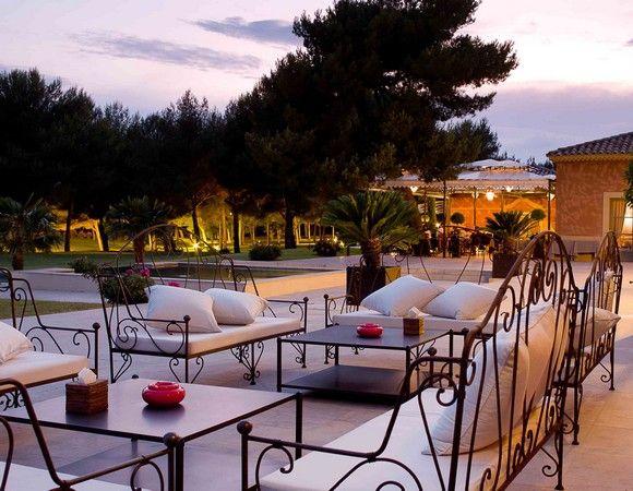 Hotel du Castellet Wine Chic Travel Luxe, Calme et