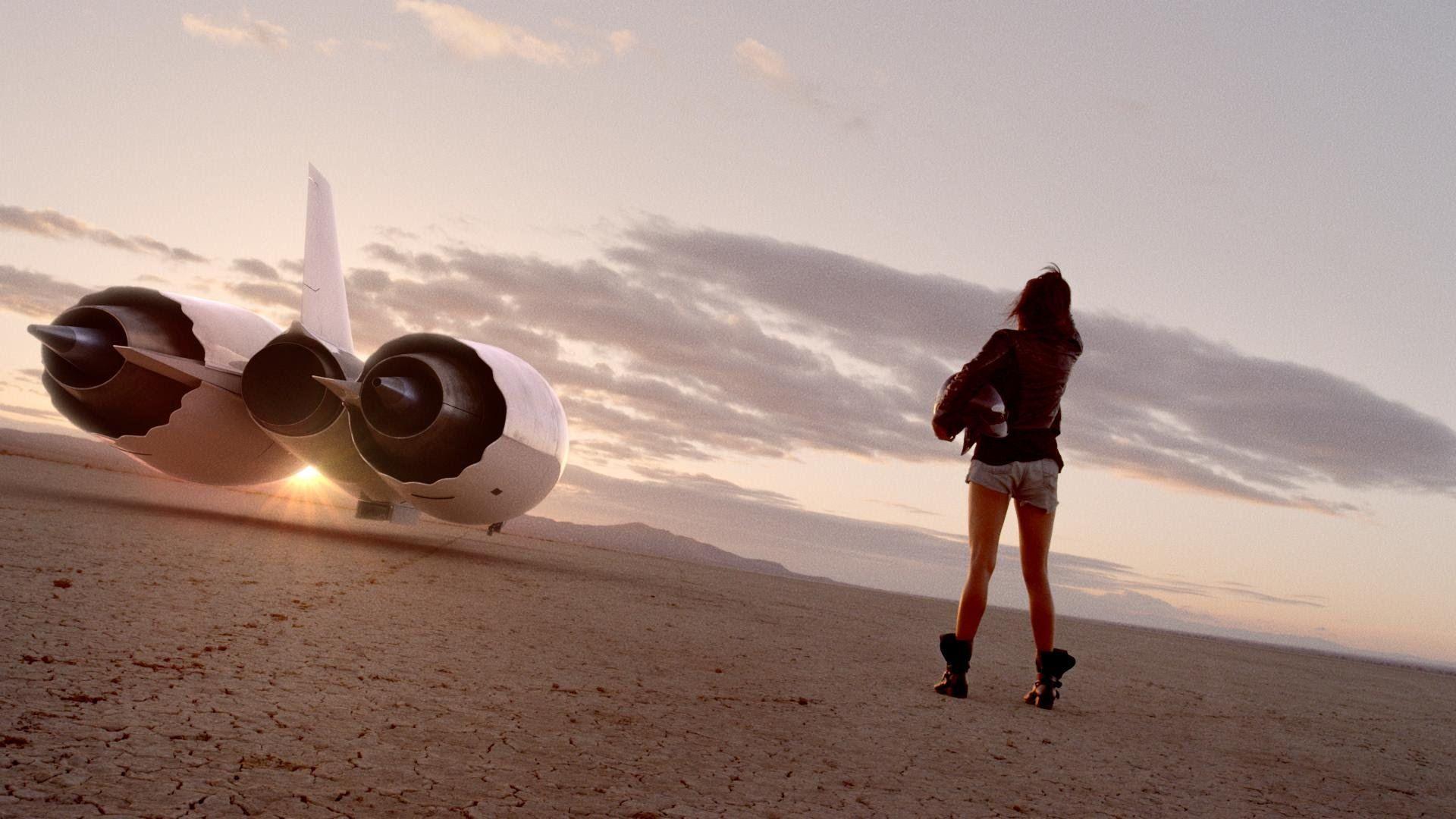 Schicker kleiner Sci-Fi-Kurzfilm von The CGBros über eine Zeitmaschine, die deutlich mehr als 88 Meilen pro Stunde drauf hat. Und auch sonst ist sie dem DeLorean weit voraus. Denn sie kann nicht nur durch die Zeit rasen, sondern gleichzeitig an jeden Ort unserer Galaxis. Der Film endet zu früh, so dass ich hoffe, dass die [ ]