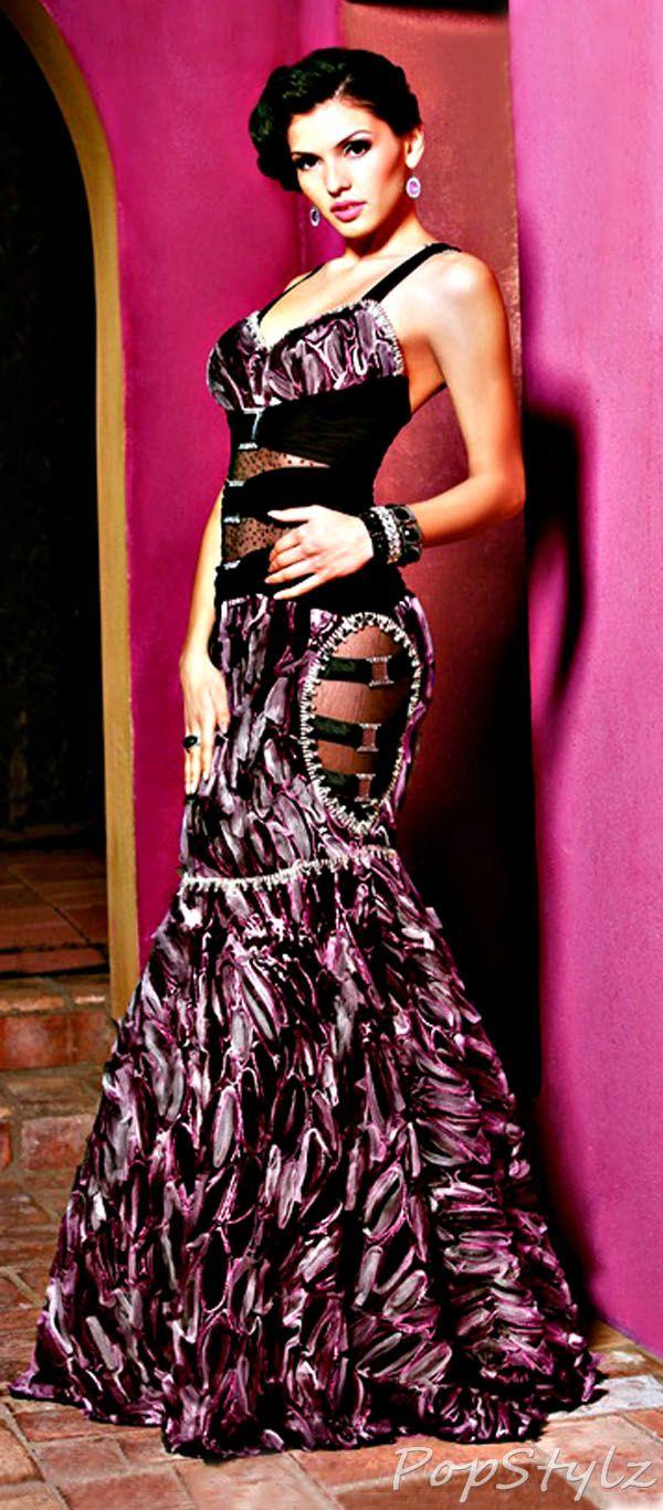 Mnm couture gown moda abbigliamento pinterest abbigliamento