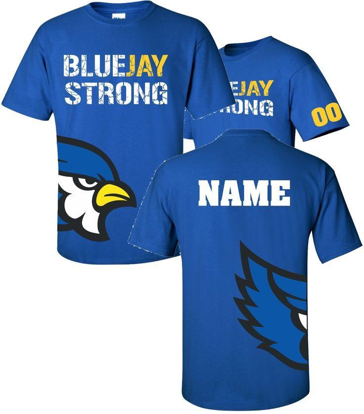 Chevron School Spirit T Shirt With Your Team And Mascot 2 Color School Shirt Designs School Spirit Shirts Designs High School Football Shirts