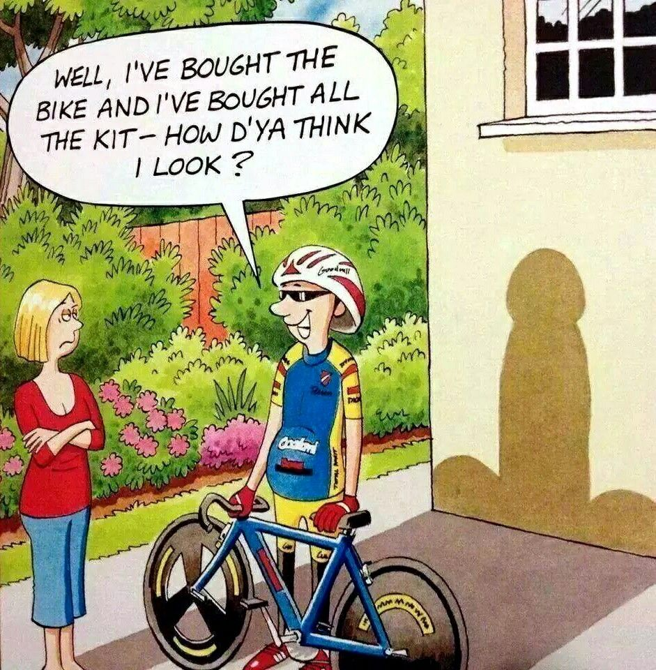 Sadly, at 44, this is me! Sigh... #cannondale