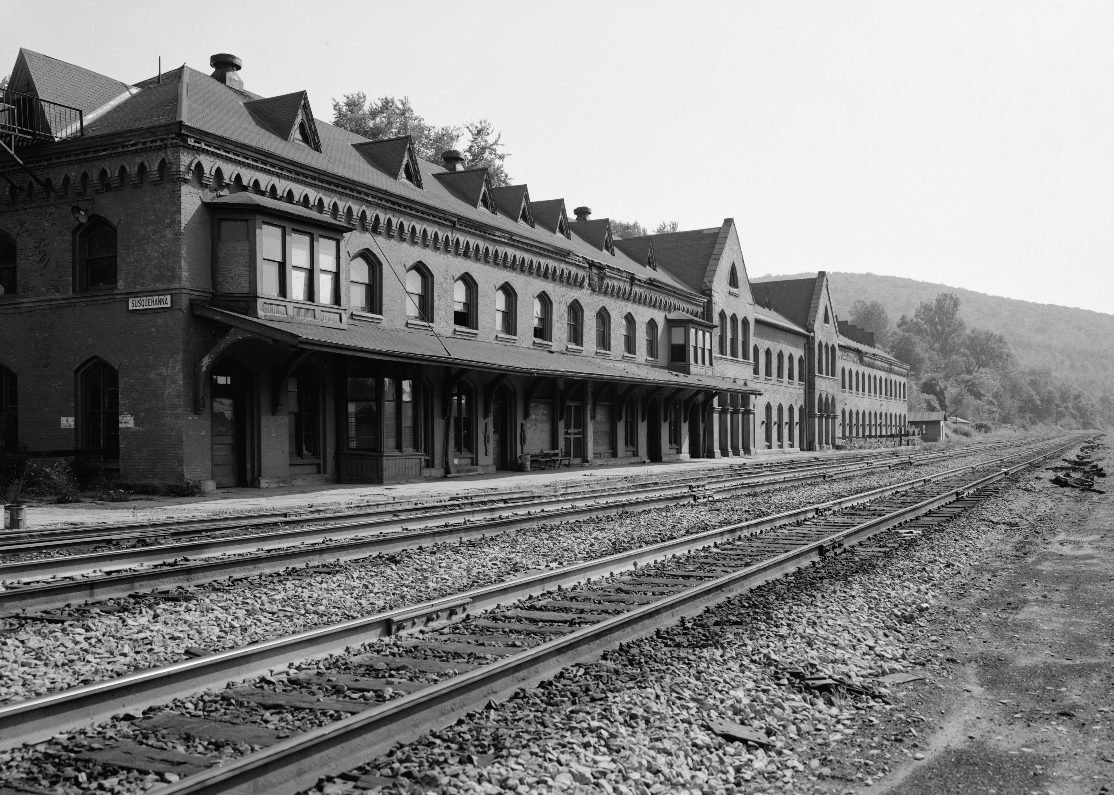 Train to colorado from pa - Station In Susquehanna Pennsylvania United States