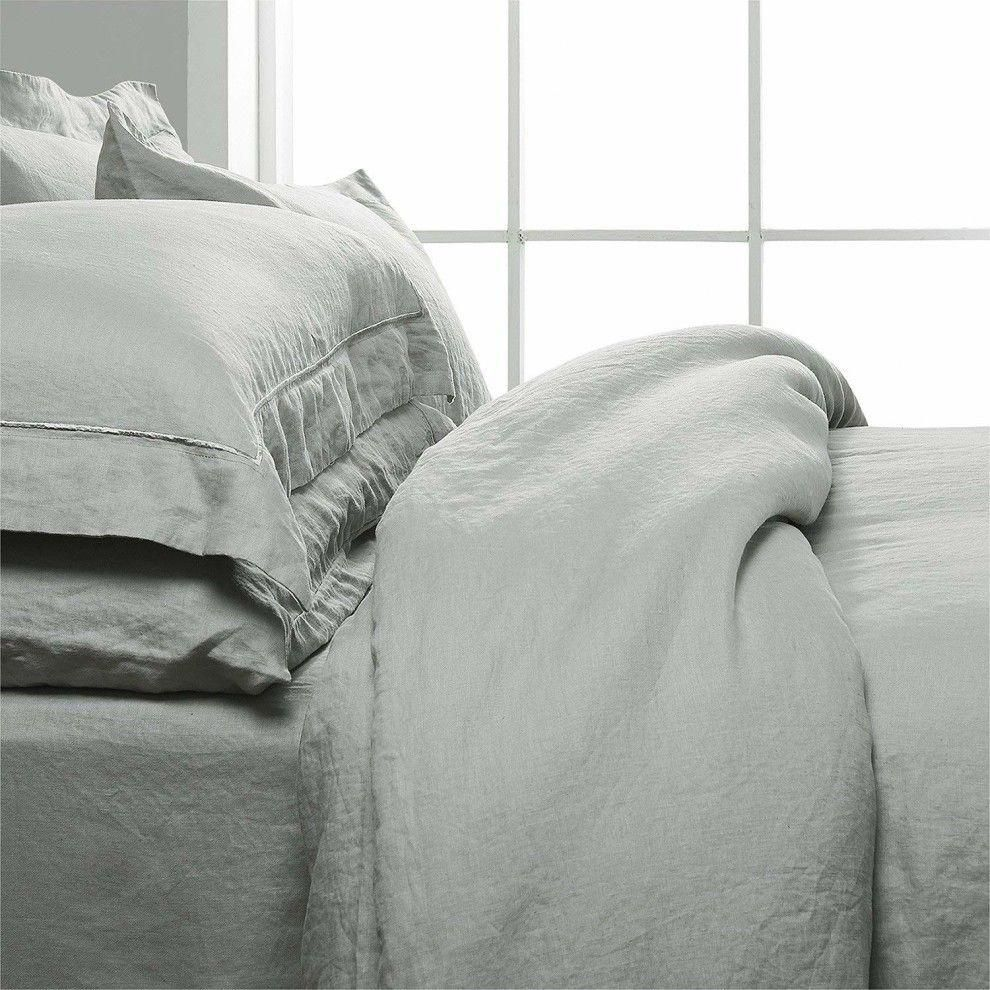A Cool And Breathable Linen Duvet Set Perfect For Hot Sleepers 34 Of The Best Duvet Covers You Can Best Duvet Covers Embroidered Duvet Cover Duvet Cover Sets