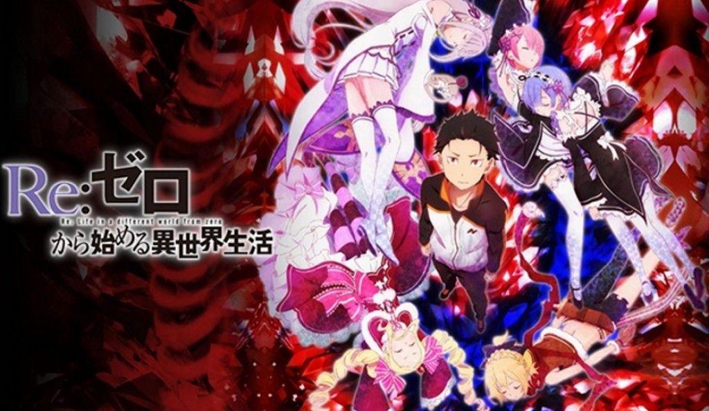 Zero Kara Hajimeru Isekai Seikatsu Anime, Netflix anime