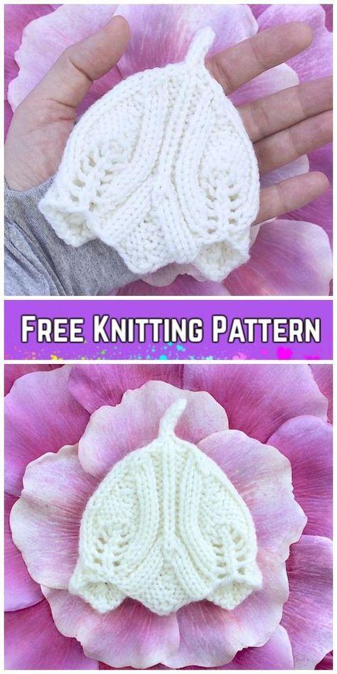Knit Elvish Teeny Tiny Baby Hat Free Knitting Pattern | GORROS NIÑOS ...