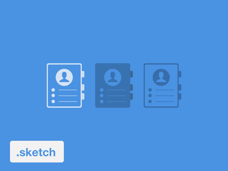 Contact Icon Sketch Freebie Download Free Resource For Sketch 3 Sketch App Sources Credit Card Design Card Design Sketch App
