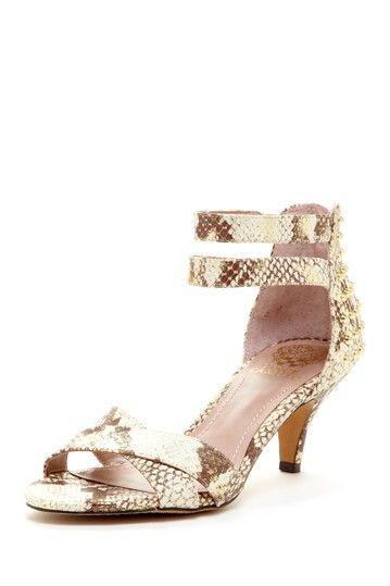 da6c7f349 Vince Camuto Takers Kitten Heel Sandal | Shoes, Shoes, Shoes ...
