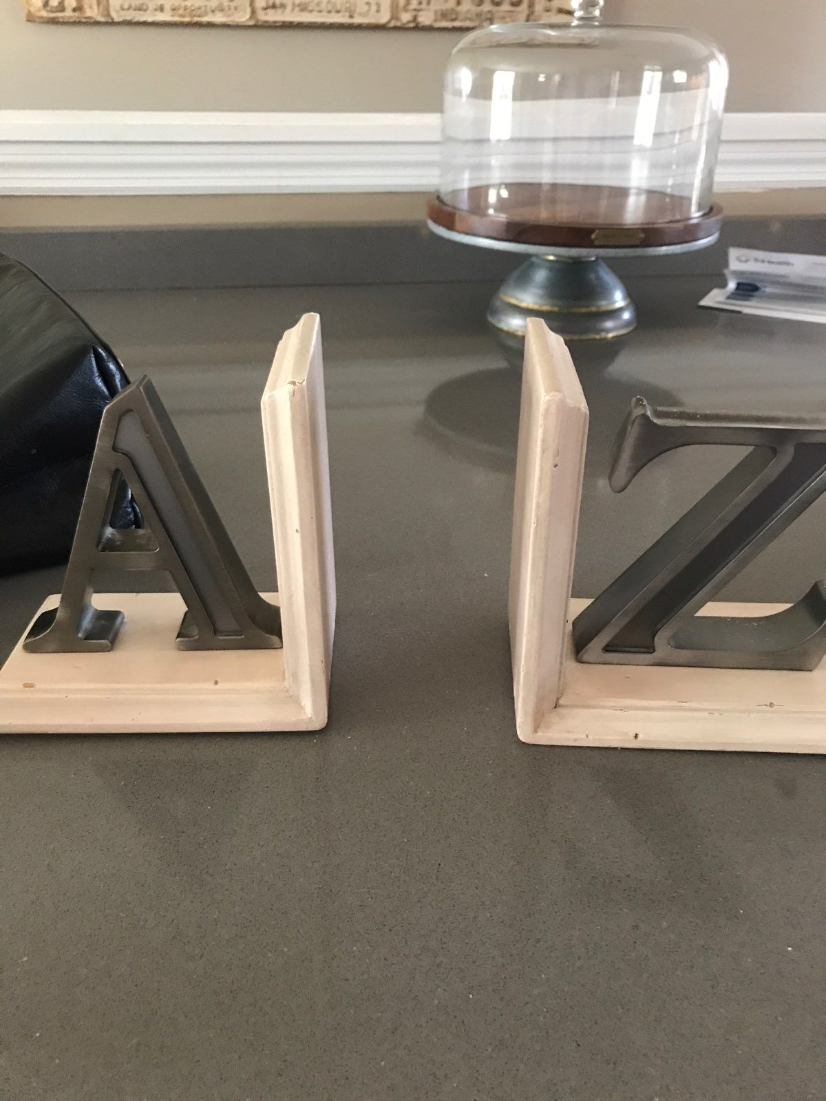 Pottery Barn Bookends - Mercari: The Selling App