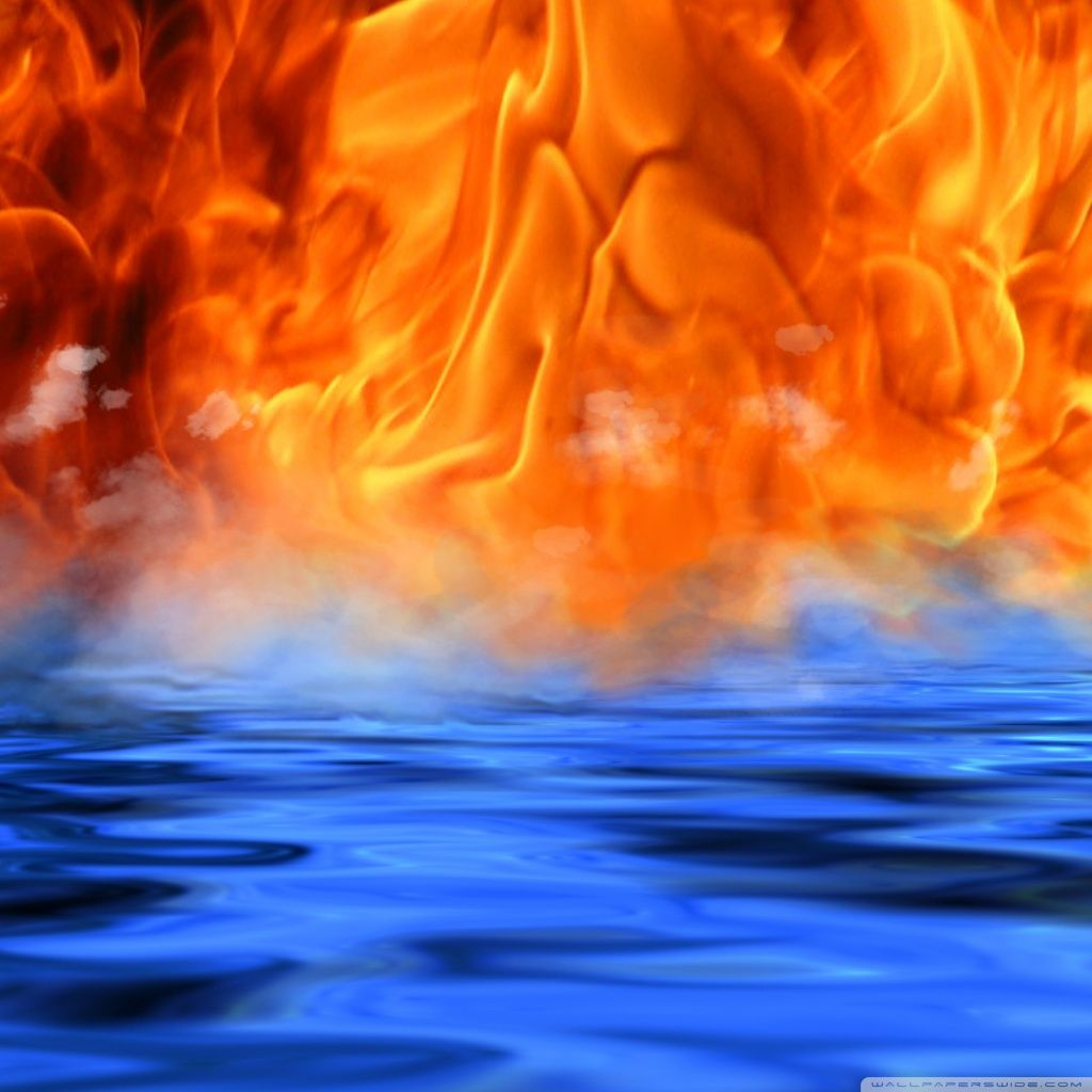 Backgrounds For Kindle Fire Hd Wallpaper Fire And Ice Abstract Wallpaper