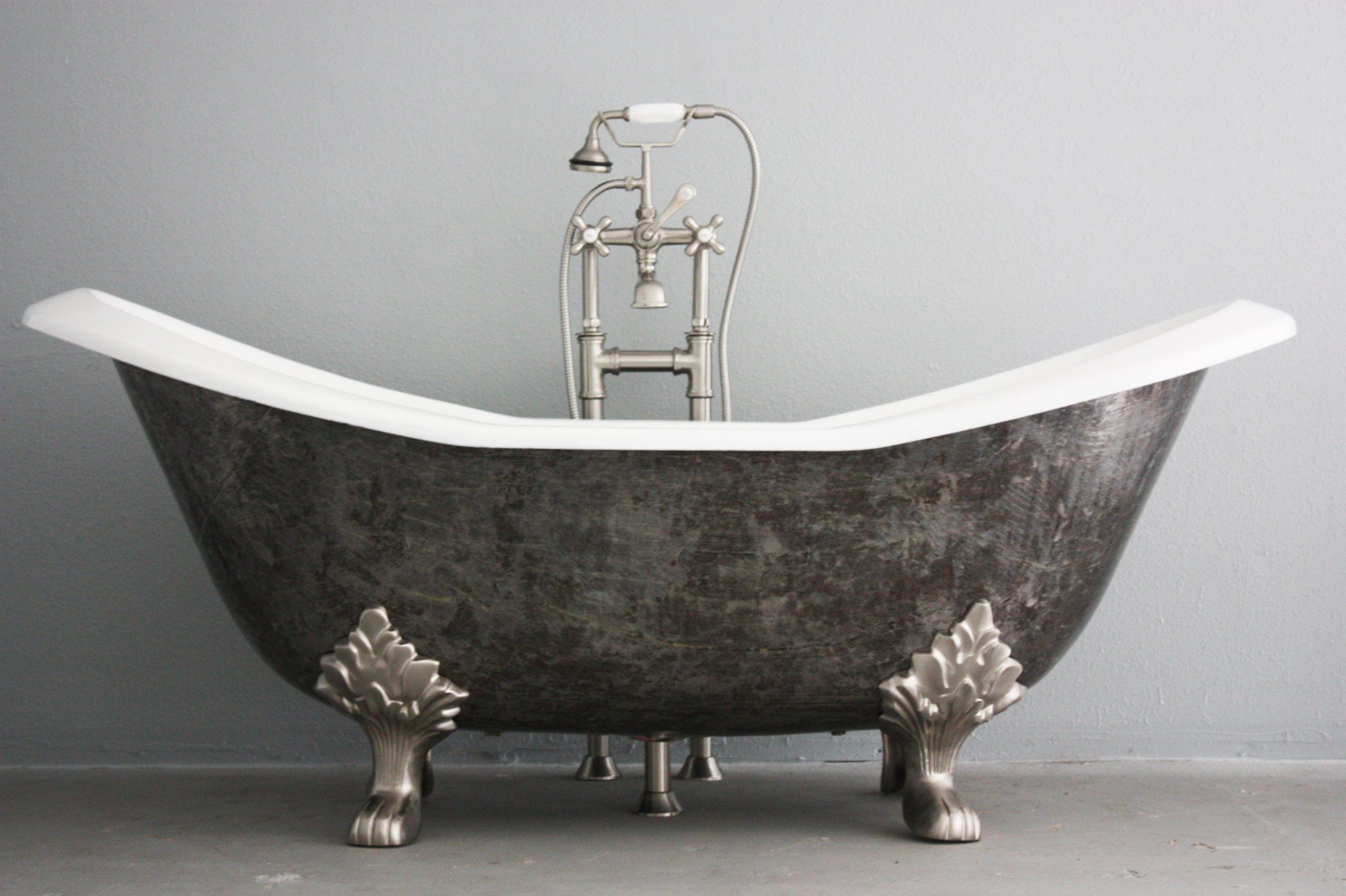 Elven Bath Tub Slipper Tubs Traditional Bathtubs Clawfoot Tub